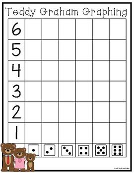 Teddy Graham Graphing Game - Goldilocks and the Three Bears