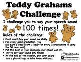 Teddy Grahams Challenge