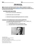 Teddy Roosevelt Essay Assignment