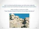 Teddy Roosevelt PowerPoint (PPT)