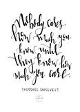 Teddy Roosevelt Print