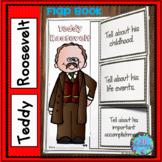Teddy Roosevelt Writing