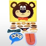 Multisensory Speech Sounds and Alphabet: Teddy Talker® Foundation Kit