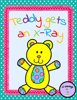 Teddy gets an X-Ray