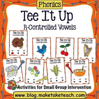 R-Controlled Vowels - Tee It Up