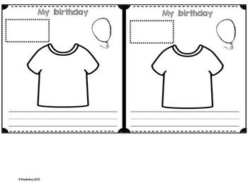 """Tee-riffic""  Birthdays Graphing FREEBIE"