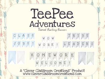 TeePee Adventures Bundle