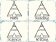 TeePee Adventures Table/Center Cards