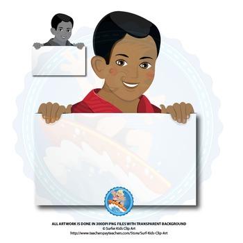 Teen Boy | Middle School Kids | African American Boy | Wit