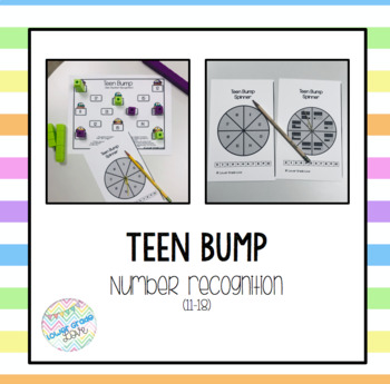 Teen Number Identification- A Bump Game for Recognizing the Tricky Teens