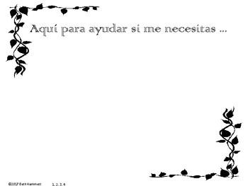 Teen Cards in Spanish