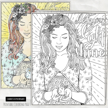 Coloring Pages for Teens - Best Coloring Pages For Kids | 350x350