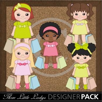 Teen Girls Shopping 4
