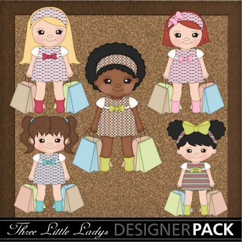 Teen Girls Shopping 5