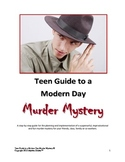 Teen Guide to a Modern Murder Mystery - Great Party for Teenagers