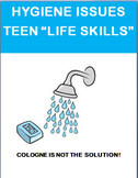 Teen Hygiene- lesson, Hygiene Jeopardy! and 3 additional activities
