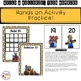 Teen Number Activity- Build and Bulldoze Game