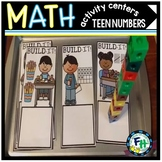 Teen Number Activity Centers {12 Centers}