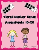 Teen Number Assessment