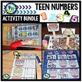 Teen Numbers Bundle
