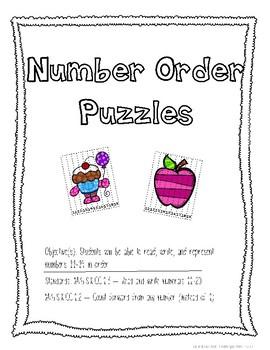 Teen Number Centers