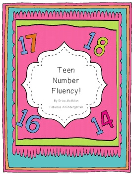Teen Number Fluency!