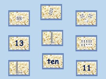 Teen Number Fluency Slideshow