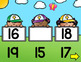 Teen Number Sequencing {Interactive Game}