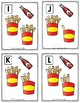 Kindergarten - Special Education - Teen Number Game-Let's Go Bowling