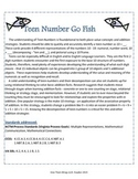 "Teen Number ""Go Fish"" and other activities"