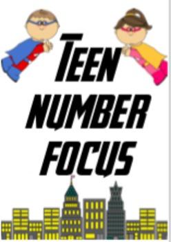 Teen Number Pack