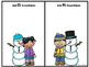 Teen Number Play Dough Mats (Winter Themed)
