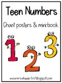 First Grade Math: Teen Numbers