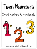 First Grade Math: Teen Numbers