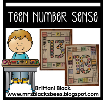 Teen Number Sense