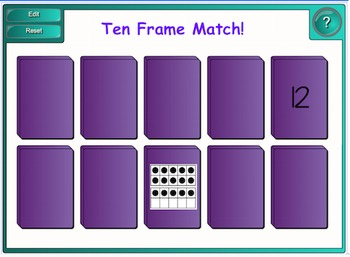 Teen Number SmartBoard Lesson - 14