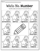 Teen Number Words Printables and Activities