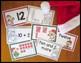 Number Sense Activity Teen Numbers 10-19 Christmas Polar Bears
