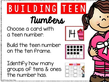 All About Teen Numbers