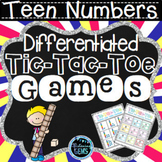 Place Value Games 1st Grade | Teen Numbers Kindergarten