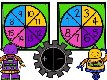 Teen Numbers: Addition, Subtraction & Equality