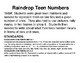 Teen Numbers Base Ten Bulletin Board Activity
