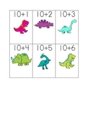 Teen Numbers Dino Match!