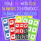 Teen Numbers Math Card Games-Go Fish, Uno, Shark Attack