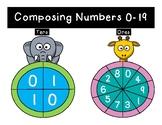 Teen Numbers Spinner