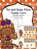 Teen Numbers Ten And Some More Candy Corn