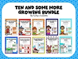 Teen Numbers Ten And Some More Bundle
