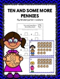 Teen Numbers Ten And Some More Pennies