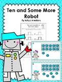 Teen Numbers Ten And Some More Robot