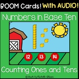 Teen Numbers   Tens and Ones   BOOM Cards™
